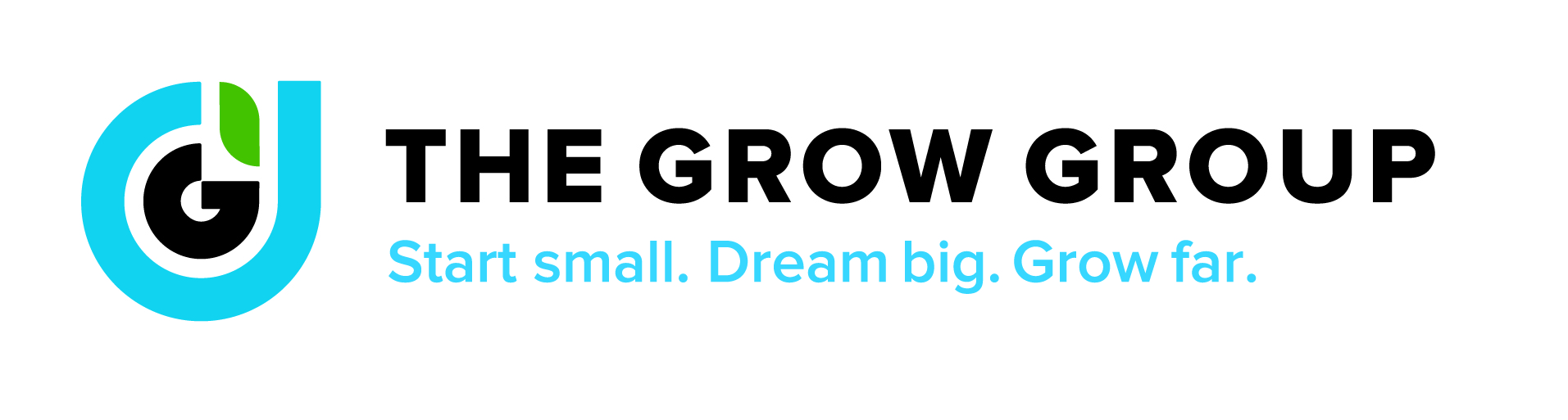 Grow Group logo primary