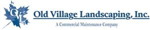 Old Village Landscaping logo